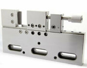 Top Quality Wire Edm High Precision Vise Stainless Steel 150mm Jaw Opening