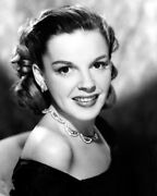 Judy Garland 16x20 Canvas Giclee Lovely Studio Glamour Portrait Evening Gown