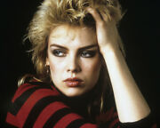 Kim Wilde Sultry Iconic 1980's Look 16x20 Canvas Giclee