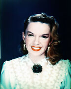 Judy Garland Smiling Color 16x20 Canvas Giclee