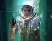 Stranger Things Millie Bobby Brown In Water Chamber 16x20 Canvas Giclee