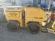 Wacker Rt820 Trench Compactor For Parts Tag 6426