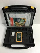 Karl Deutsch 2042 Coating Thickness Gauge For Ferrous Material 3000 Microns