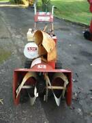 Sears Craftsman Eager-1 Dual Stage Snow Blower 5hp 22 Cut