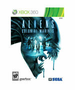Brand New Aliens Colonial Marines Xbox 360 New