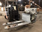 Hy-2044761 Frame And Fork 48andrdquo Hyster W80z Pallet Jack Parts Good Used