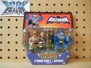 Dc Action League Brave And The Bold Band039wana Beast And Batman Wave 2 Bwana