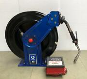 Graco Hsmd5b Xd Series Hose Reel With Flowmeter For Petroleum And Oil 2