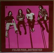 Frijid Pink Defrosted Aussie Pressing 1973 W.c.r Label, Blues Rock Excellent