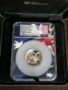 2018-p Aust 5 Oz Hr Silver Wedge-tailed Eagle Ngc Pf70 Uc Fr Mercanti Signed