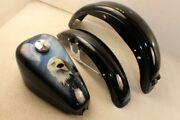 1970 Harley Sportster Xlch 900 Xlch900 Gas Tank Front And Rear Fender Set