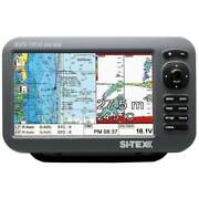 Si-tex 10 Chartplotter/sounder Combo With External Gps And Svs-1010cf-e
