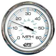 Faria 5 Speedometer 60 Mph Gps Studded 33861