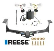 Reese Trailer Tow Hitch For 15-19 Nissan Murano W/ Wiring Harness Kit