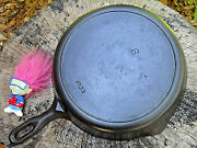 Griswold Iron Mountain 8 Cast Iron Skillet 1033 Vintage Cookware