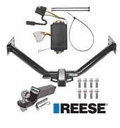 Reese Trailer Tow Hitch For 07-13 Acura Mdx Exc Full Size Spare Wiring And 2 Ball