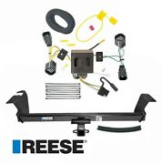 Reese Trailer Tow Hitch For 11-20 Dodge Grand Caravan Town Country Ram W/ Wiring