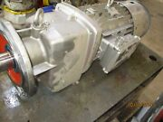 Nord Gear Sk42f 10 Hp Electric Motor - 4-1 With Brake