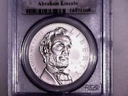 2009-p Us One Dollar Lincoln Bicentennial Pcgs Ms 70 - Abraham Lincoln