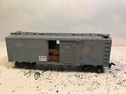 Ho Scale Model Railroads Box Car With Special Load