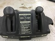 Oem Mtd 731-04863 Cover Yard Machine Man Troy Built Dash Cables Lever Control