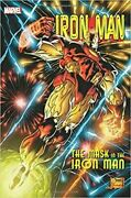 Iron Man The Mask In The Iron Man - Marvel Omnibus By Martinez [hardcover] New