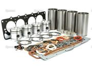 Engine Overhaul/rebuild Kit For Case David Brown 1394 1490 1494 Tractor Ad4.55t