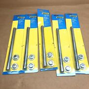 Lots Of 5 Seachoice 55771 Boat Trailer Part Shaft With Pal Nuts For Roller 8sha