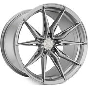 20andrdquo Rohana Rfx13 Brushed Concave Wheels Rims For Bmw F06 F12 640 650 Gran Coupe