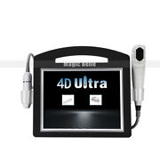 4d 3d Hifu Face And Body Equipment For Face Lift Body Slimming With 8 Cartridges