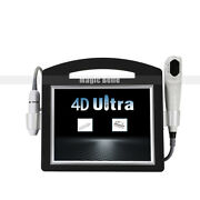 Hottest 4d Hifu Anti Aging Wrinkle Remove Ultra Face Lift Body Slimming Machine