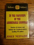 In The Footsteps Of The Abominable Snowman Josef Nesvadba First 1st Edition 1970