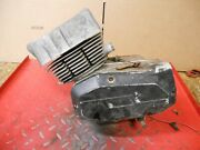 Indian Mx76b Engine Turns 80psi Unknown Condition  2185