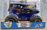 Hot Wheels Monster Jam Son Uva Digger 124 Scale 2017 Vehicle 25th Anniversary