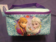 Nwt Lunch Bag Tote Disney Frozen Princess Doc Mcstuffins Insulated Blue Pink New