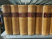 The Law Reports. The Public General Statute Anon 1846 To 1939 Book D