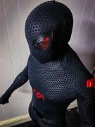 Movie Quality Tactical Stealth Spider-man Suit With Immediate Dispatch