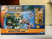 Angry Birds Star Wars - Jenga Death Star Game - Used