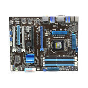 For Asus P8b Ws 1155-pin Ddr3 Graphics Workstation Server Motherboard Tested Ok