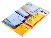 Avery White Address Labels Box Of 100-sheets - 63.5x38.1mm Or 99.1x33.9mm