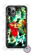 Ariel Mermaid On Rock Phone Case Cover For Iphone 11 Samsung A10e A20 Lg Google