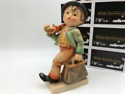 Hummel Figure 7/0 Old Walking Boy 6 5/16in 1 Choice. Top Condition