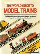 The World Guide To Model Trains Mchoy New 1983 Hardbound Railway Book / Offer