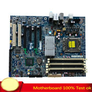 For Hp Z400 Workstation Motherboard X58 Mainboard 586968-001 586766-002 Tested