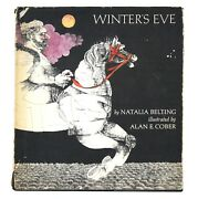 Winter's Eve By Natalia Belting, Illustrated By Alan Cober