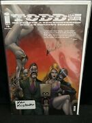Todd The Ugliest Kid On Earth 4 - Signed - First Printing - Nm 9.8