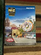 Walthers 2015 N And Z Reference Book Rail Road Product Information Paper Cover