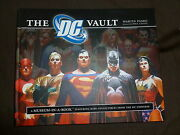 The Dc Vault A Museum-in-a-book With Rare Collectibles From The Dc Universe Har