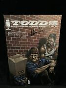 Todd The Ugliest Kid On Earth 3 Signed By Ken Kristensen