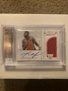 Marcus Morris 2012-13 National Treasures Rookie Patch Auto Rpa Rc /99 Bgs 9.5/10